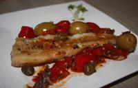 Ryba po śródziemnomorsku