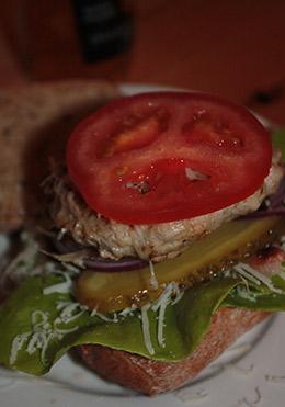 Amerykański hamburger po polsku