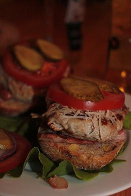Wariacja na temat hamburgera